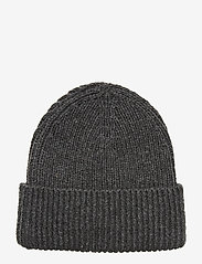 Tommy Hilfiger - BIG FLAG BEANIE - bonnet - dark grey melange - 1