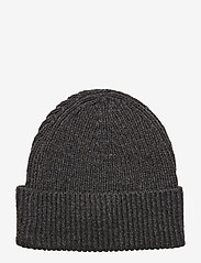 Tommy Hilfiger - BIG FLAG SCARF & BEA - bonnet - black/grey - 5