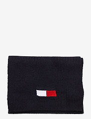 Tommy Hilfiger - BIG FLAG SCARF & BEA - bonnet - tommy navy - 3