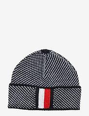 Tommy Hilfiger - CORPORATE INTARSIA B - bonnet - corporate - 0