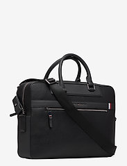 Tommy Hilfiger - TH DOWNTOWN COMPUTER - computertasker - black - 2