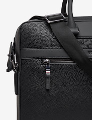 Tommy Hilfiger - TH DOWNTOWN COMPUTER - computertasker - black - 3