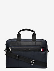 Tommy Hilfiger - ELEVATED NYLON COMPU - computertasker - sky captain - 0