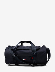 Tommy Hilfiger - TOMMY DUFFLE - viikonloppulaukut - sky captain - 0