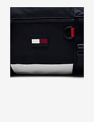 Tommy Hilfiger - TOMMY DUFFLE - viikonloppulaukut - sky captain - 3