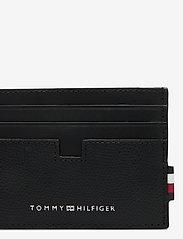 Tommy Hilfiger - BUSINESS LEATHER CC - cardholder - black - 3