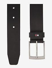 Tommy Hilfiger - ADAN LEATHER 3.5 - belts - black - 1