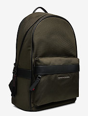 Tommy Hilfiger - ELEVATED NYLON BACKPACK - backpacks - camo green - 3