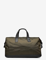 Tommy Hilfiger - ELEVATED NYLON DUFFLE - weekend bags - camo green - 1