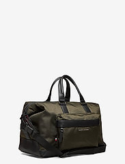 Tommy Hilfiger - ELEVATED NYLON DUFFLE - weekend bags - camo green - 2