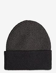 Tommy Hilfiger - BIG FLAG BEANIE - bonnet - dark ash - 1