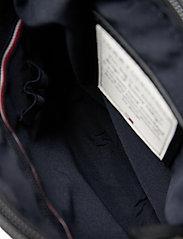 Tommy Hilfiger - ELEVATED NYLON MINI CROSSOV MONO - shoulder bags - black monogram - 4