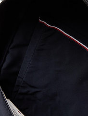 Tommy Hilfiger - ELEVATED NYLON BACKPACK MONO - bags - black monogram - 4