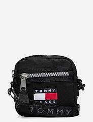 Tommy Hilfiger - TJM HERITAGE REPORTER - sacs à bandoulière - black - 0