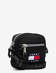 Tommy Hilfiger - TJM HERITAGE REPORTER - sacs à bandoulière - black - 2