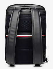 Tommy Hilfiger - TH COMMUTER TECH BACKPACK - backpacks - black - 1