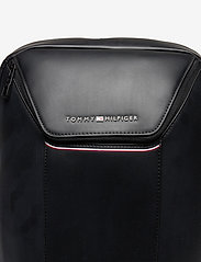 Tommy Hilfiger - TH COMMUTER TECH BACKPACK - backpacks - black - 3
