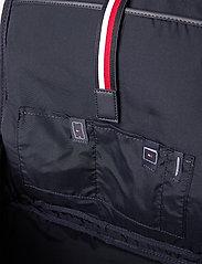 Tommy Hilfiger - TH COMMUTER TECH BACKPACK - backpacks - black - 4