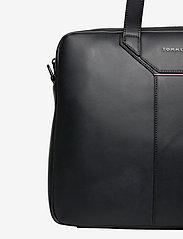 Tommy Hilfiger - TH COMMUTER COMPUTER BAG - laptop bags - black - 3