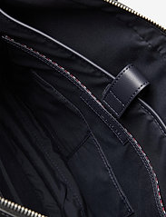 Tommy Hilfiger - TH DOWNTOWN SLIM COMP BAG - laptop bags - black - 4