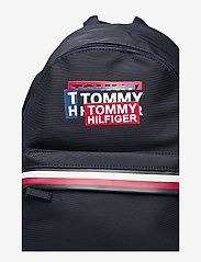Tommy Hilfiger - TH KIDS CORP BACKPAC - sacs a dos - sky captain - 4