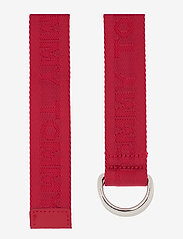Tommy Hilfiger - KIDS WEBBING BELT 3. - barbados cherry - 1