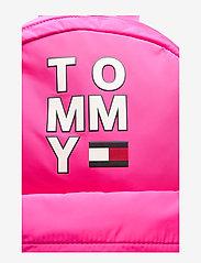 Tommy Hilfiger - TH KIDS TOMMY BACKPA - pink glo - 3