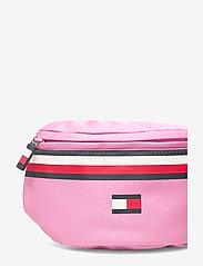 Tommy Hilfiger - SMU KIDS FLAG BUMBAG - totes & small bags - cashmere rose - 3