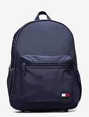 Tommy Hilfiger - NEW ALEX BACKPACK - backpacks - twilight navy - 1