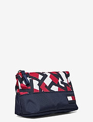 Tommy Hilfiger - BTS CORE PENCIL CASE FLAG PRINT - accessories - flag print colorblock - 2