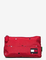 Tommy Hilfiger - BTS CORE PENCIL CASE HEART PRINT - accessories - heart print - 0