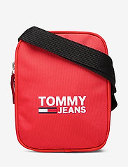 Tommy Hilfiger - TJW COOL CITY COMPAC - shoulder bags - flame scarlet - 0