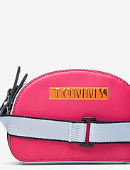 Tommy Hilfiger - GIRLS MINI ME CAMERA - totes & small bags - blue / pink mix - 3