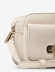 Tommy Hilfiger - CANVAS MIX CAMERA BA - shoulder bags - oatmeal - 3