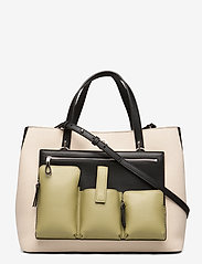 Tommy Hilfiger - CHARMING TOMMY WORK - sacs a main - stone mix - 0