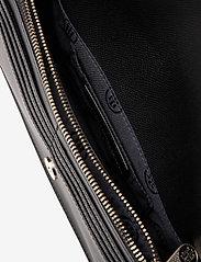 Tommy Hilfiger - HONEY FLAP CROSSOVER - shoulder bags - black - 5