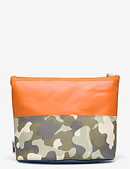 Tommy Hilfiger - TJW POOL BAG WASHBAG - toilettassen - camo mix - 1
