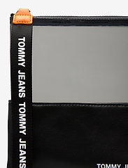 Tommy Hilfiger - TJW TRANSPARENT POUCH - clutches - black - 3