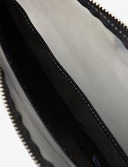Tommy Hilfiger - TJW TRANSPARENT POUCH - clutches - black - 4