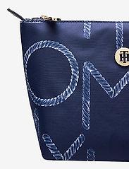 Tommy Hilfiger - POPPY WASHBAG PRINT - torby kosmetyczne - rope print - 3