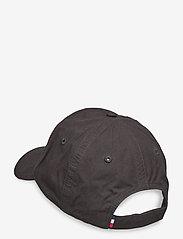 Tommy Hilfiger - TOMMY SIGNATURE CAP - caps - black - 1