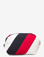 Tommy Hilfiger - POPPY SOFT CROSSOVER - crossbody bags - corporate mix - 1