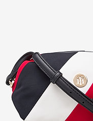 Tommy Hilfiger - POPPY SOFT CROSSOVER - crossbody bags - corporate mix - 3