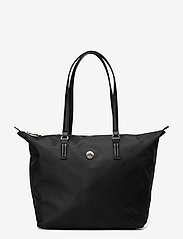 Tommy Hilfiger - POPPY TOTE - totes - black - 0