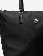 Tommy Hilfiger - POPPY TOTE - totes - black - 3