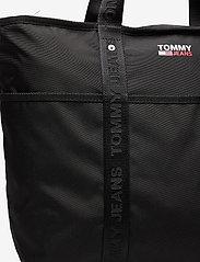 Tommy Hilfiger - TJW CAMPUS TOTE - laukut - black - 3
