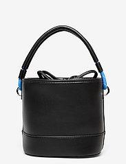 Tommy Hilfiger - TJW FEMME BUCKET BAG - bucket bags - black - 1