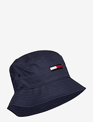 TJW FLAG BUCKET HAT - TWILIGHT NAVY