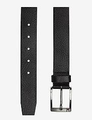 Tommy Hilfiger - NEW ALY BELT - belts - black - 1