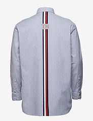 Tommy Hilfiger - ICON OVERSIZED STRIPE SHIRT - business skjorter - shirt blue / bright white - 1